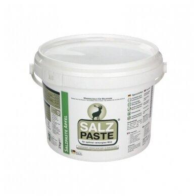 Tepama SALZ PASTE druska įvairių kvapų 2kg.