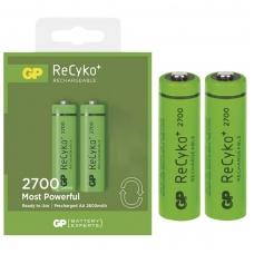 Baterijos ReCyko+ 2700 AA