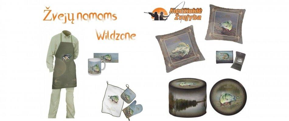 Wildzone žvejyba