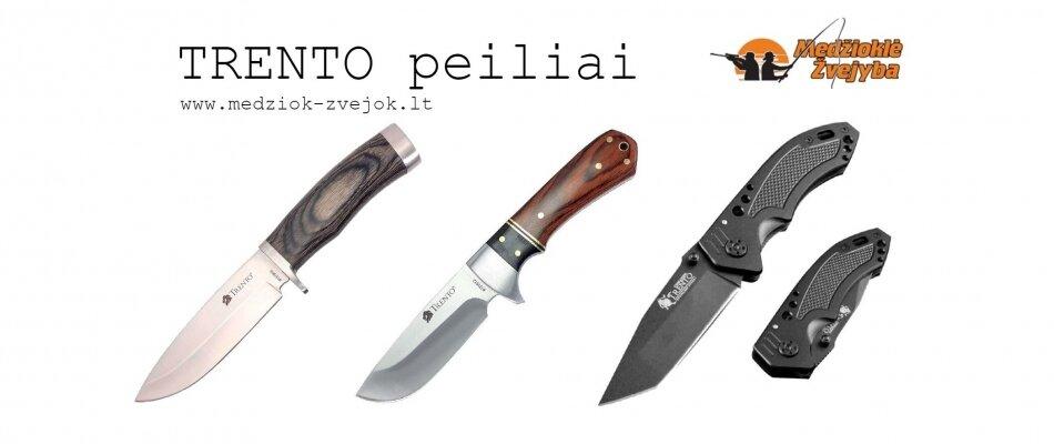 Trento peiliai