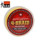 DAM Effzett 4-Braid  125m.