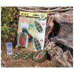Extra Carp EXC Method Feeder rinkinys