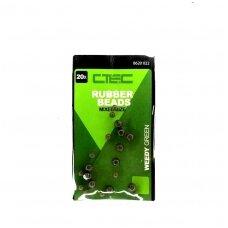 Guminiai karoliukai Ctech Mixed Size 20vnt