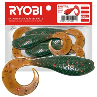 Guminukai Ryobi Fantail 51mm. 1,2g. 2
