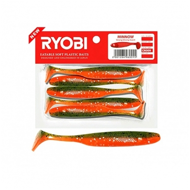 Guminukai Ryobi Minnow 76mm. 3g. 3