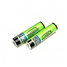 Įkraunamos baterijos Panasonic NCR18650B