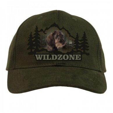 Kepurė su šuniu