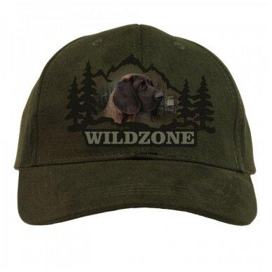 Wildzone kepurė su šuniu