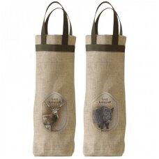 Wildzone dovanų krepšys vynui