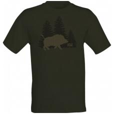 Marškinėliai Wildzone su Šernu