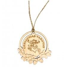 Medinis medalis ''Geriausias varovas''