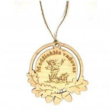 Medinis medalis ''Medžioklės vadovas''