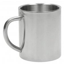 Metalinis turistinis puodelis Mil-tec 400ml
