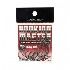 Ofsetiniai kabliukai Gran Nogales Hooking Master Heavy Class