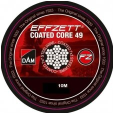 Pavadėlis Dam Effzett Coated Core 49 10m