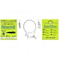 Pavadėliai Flexonit 7x7 35cm 11.5kg