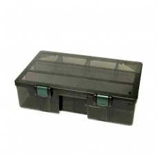 Plastikinė žvejybinė dėžutė