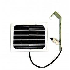 Šėryklos saulės baterija 1.5W