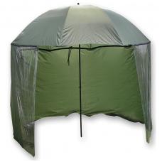 Skėtis su užuovėja Carp Zoom Umbrella Shelter ø250cm