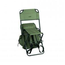 Sulankstoma kėdė - kuprinė Jaxon 35x31x43/80cm
