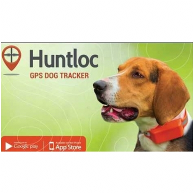 Šuns sekimo įrenginys Huntloc HLT-4.0