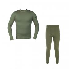 Termo apatinių drabužių komplektas Graff Duo Skin žalias