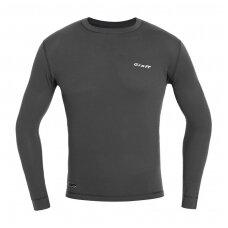 Termo marškinėliai Graff Duo Skin juodi