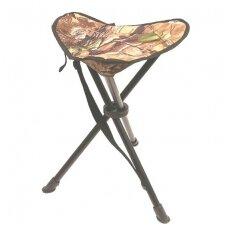 Trikojė kėdė kamufliažinė