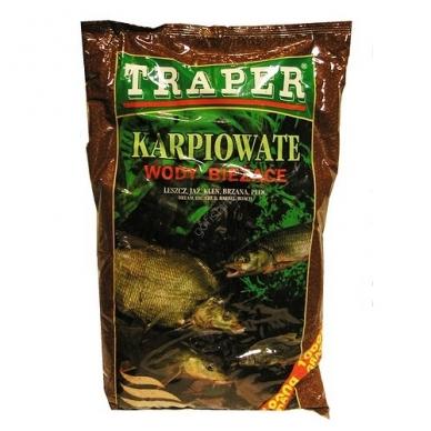 Traper jaukas karpinėms žuvims tekančiam vandeniui 5kg.