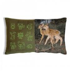 Wildzone vaikiška pagalvėlė su stirniukais