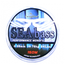 Valas Toughlon Sea Bass Performance Monofilament 150m