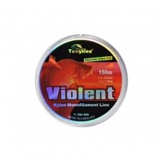 Valas Toughlon Violent Nylon Monofilament Line 150m