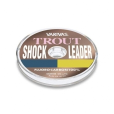 Varivas Trout Shock Leader 30m.