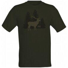 Wildzone Marškinėliai su Elniu