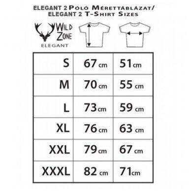 Wildzone marškinėliai su ešeriu 2