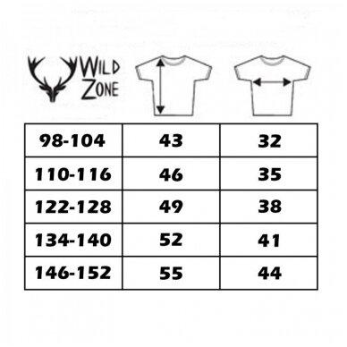 Wildzone vaikiški marškinėliai su šerniuku 2