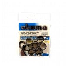 Žiedeliai Okuma Saltwater Resistant 33137 10vnt