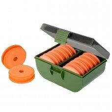 Žvejybinė dėžutė pavadėliams Carp Zoom